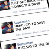 Superman Saves Social Media - Video