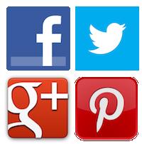 facebook-twitter-google-pinterest