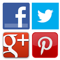 facebook-twitter-google-pinterest