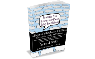 Win Free Copy - Promote Your Business or Cause Using Social Media - A Beginner's Handbook