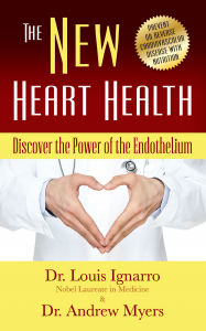New Heart Health Book Cover