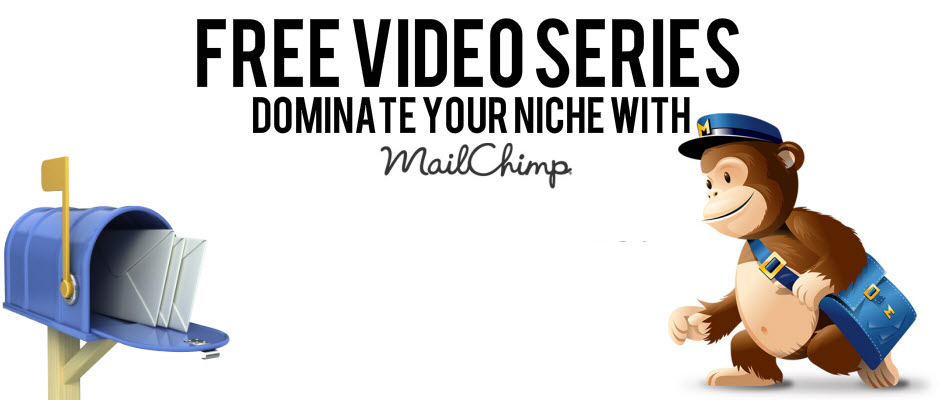 Dominate With Your Niche MailChimp