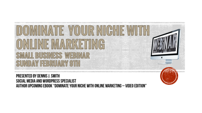 Dominate Your Niche With Online Marketing