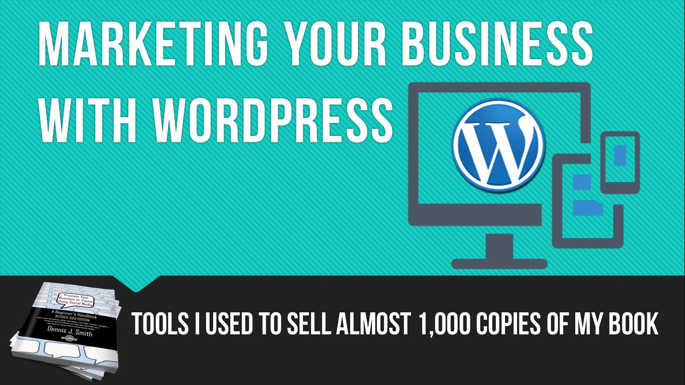 Marketing Your Business With WordPress - Udemy