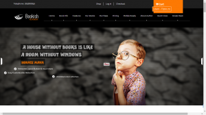 Bookish - WordPress Theme