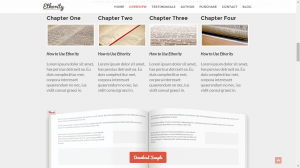 The Chapters - Websites For Self-Published Authors