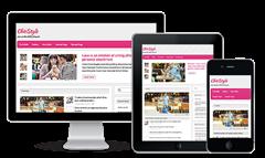 WordPress Small Business Website