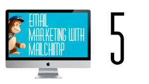 Dominate Your Niche With MailChimp - Module Five
