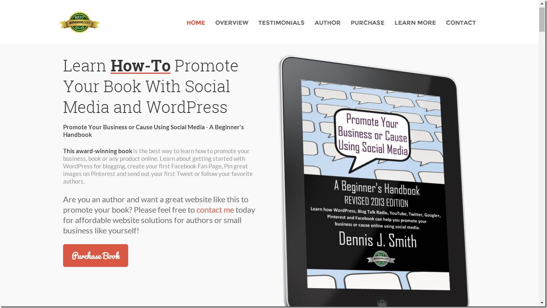 Book Website